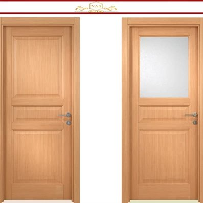 Ahşap Kaplama Mobilya Kapılar